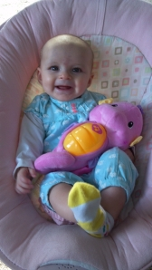 tenley picard 5 months